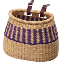 House of Talents Pot Shaped Bike Basket