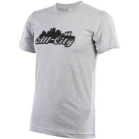 All City Cityscape T Shirt - Heather Gray