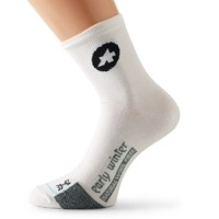 Assos EarlyWinter_S7 Socks - White Panther
