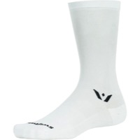 Swiftwick Performance Seven Socks - White