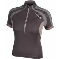 Endura Women's Hummvee Short Sleeve Jersey - Anthracite