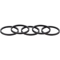 Whisky Parts Co. Carbon Headset Spacer Kits