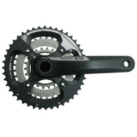 Sram X9 BB30 Triple Crankset - 10 Speed