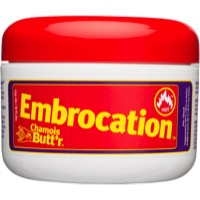 Paceline Eurostyle Hot Embrocation Chamois Cream