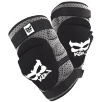 Kali Protectives Veda Soft Elbow Guards - Gray/Black