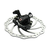 Gusset Chute Mechanical Disc Brake