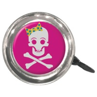 Clean Motion Swell Bell - Girly Skull
