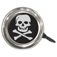 Clean Motion Swell Bell - Skull and Crossbones