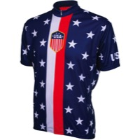 World Jerseys 1956 Retro USA Jersey