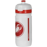 Castelli Water Bottle - White