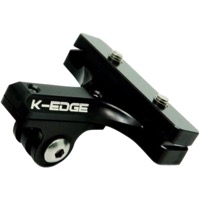 K-Edge GO BIG GoPro Camera Saddle Rail Mount 2017