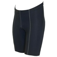 Basik Flat Seam 8 Panel Cycling Shorts - Men's