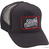 The Shadow Conspiracy Strike Trucker Cap - Black