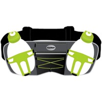 Fuelbelt Outdoor R20 2-Bottle Hydration Belt - Green