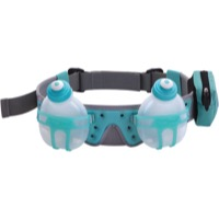 Fuelbelt Revenge R20 2-Bottle Hydration Belt - Arctic Blue