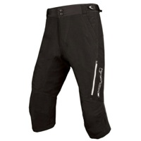 Endura Singletrack II 3/4 Knickers - Black