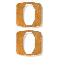 Sidi Cleat Reinforcement Plates