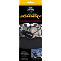White Lightning Chain Johnny Drivetrain Cover