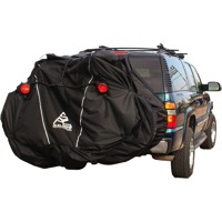 Skinz Hitch Rack Rear Transport Cover w/Light Kit
