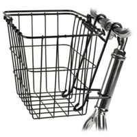 Wald 114 Front QR Basket w/Detachable Mount