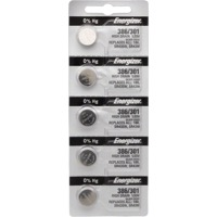 Energizer 386/301 Silver Oxide Battery