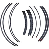 Fulcrum Racing Zero Clincher Dark Label Kit