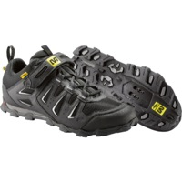 Mavic Alpine Mountain Shoes - Black/Silver