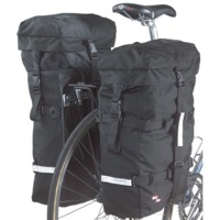 Inertia Designs Monsoon Cam Expedition Panniers