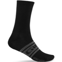 Giro Merino Seasonal Socks 2020 - Black/Charcoal