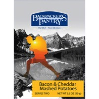 Backpacker's Pantry Bacon Cheddar Mashed Potato