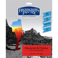 Backpacker's Pantry Macaroni and Cheese