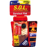 Adventure Medical Kits SOL Scout Survival Pak