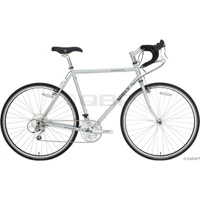 Surly Long Haul Trucker 700c Complete Bike - Smog Silver
