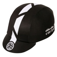 Pace One Less Car Coolmax Cycling Cap - Black