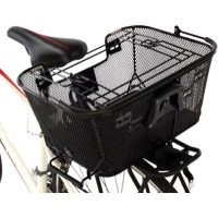 Axiom Rack/Handlebar Pet Basket