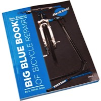Park Tool BBB-3 Big Blue Book Of Bicycle Repair - 3rd Edition