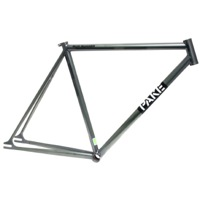 Pake Rum Runner Track Frame - Dirty Nickel