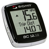 Sigma BC 12.12 STS Wireless Cycling Computer