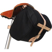 Banjo Brothers Minnehaha Canvas Small Saddle Bag