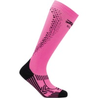 Zoot Womens Ultra 2.0 CRx Compression Socks - Pink/Black