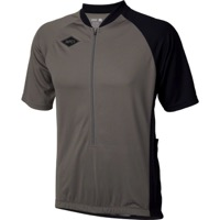 Whisky Parts Co. #3 Jersey - Graphite/Black