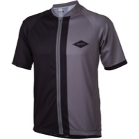 Whisky Parts Co. #5 Divide Jersey - Black/Graphite