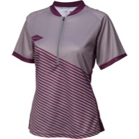 Whisky Parts Co. Women's #5 Divide Jersey - Ash/Graphite