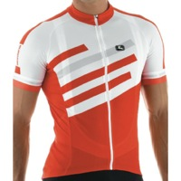 Giordana Silverline Short Sleeve Jersey - Red/Silver