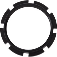Box Edge 8 Prong Alloy Lockring