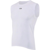 Louis Garneau SF-2 Sleeveless Base Layer Top - White