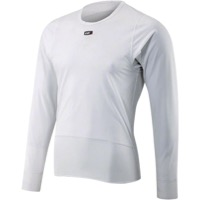 Louis Garneau SF-2 Plastron Long Sleeve Base Layer - White