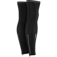 Louis Garneau Zip Leg Warmer 2 - Black