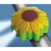 Clean Motion Boogie Bug Headlight - Sunflower