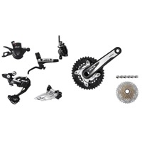 Shimano SLX 2x10 Drivetrain Build Kits